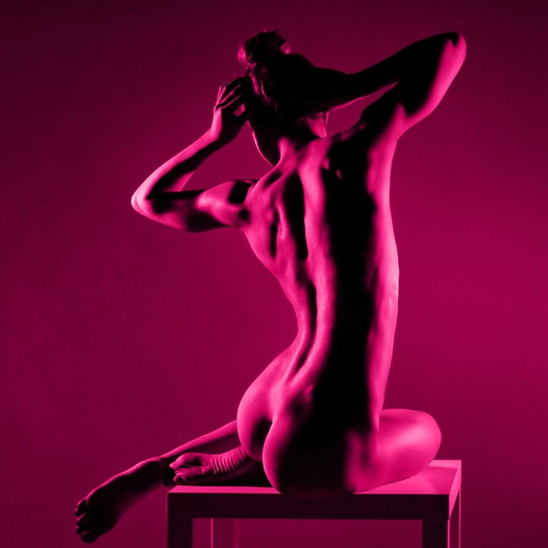 corpo escultural depois de recuperar a silhueta