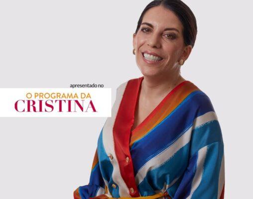 Silvia no Programa Cristina SIC