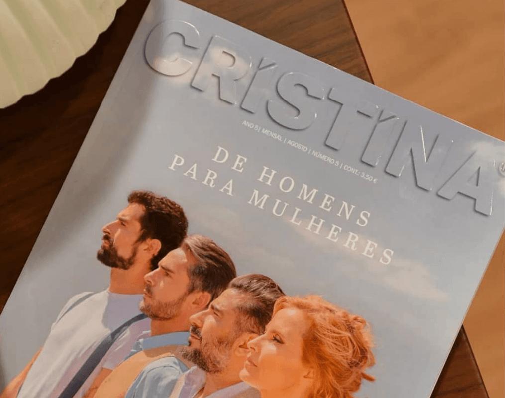 Revista Cristina — 5 perguntas sobre ginecomastia