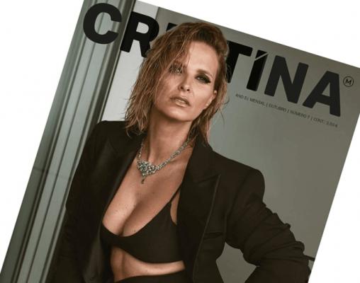 emagracer; capa da revista Cristina