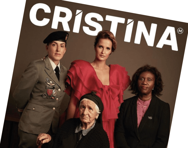 Capa revista cristina, mymoment