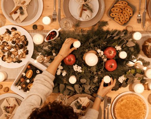 10 dicas para evitar os excessos alimentares