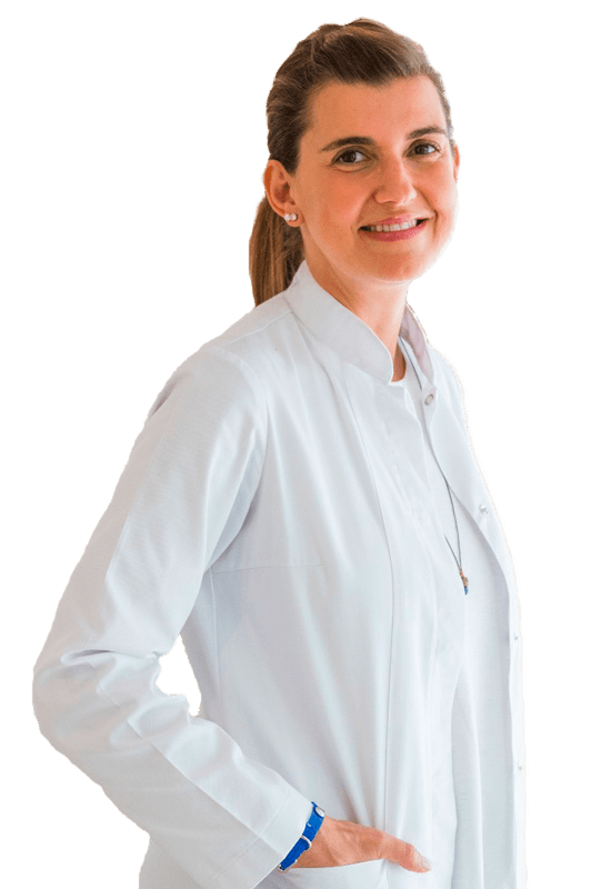 Nutricionista Ana Pinto